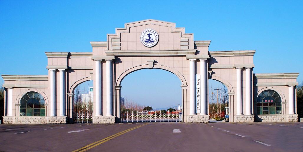 2012年山东海事职业学院分省分专业招生计划表&